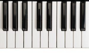 simple piano keys